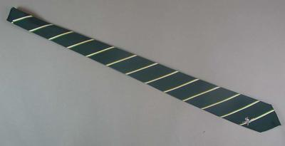 Tie, Australian kookaburra design