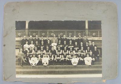Photograph, Melbourne Football Club - 1926 VFL Premiers; Photography; 2008.263.9