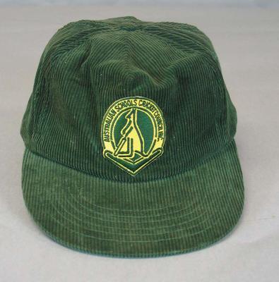 Cap, Australian Schools Cricket Championships