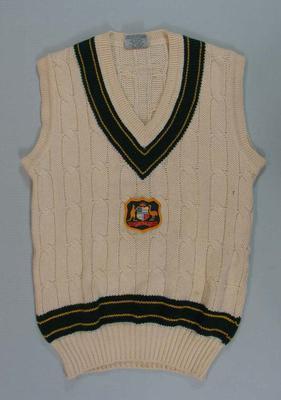 Bob Simpson Australian Test Cricket jumper