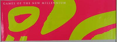 Poster for the Sydney 2000 Olympic Games, 'Games of the New Millenium'
