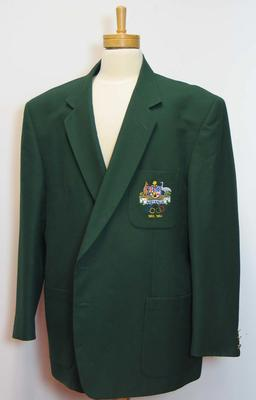 Australian Olympian blazer, worn by Kevin Berry