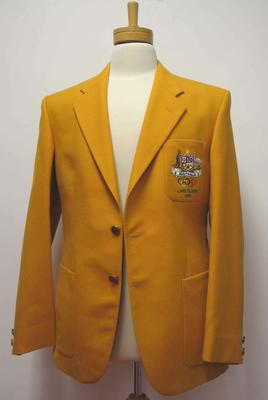 Australian team blazer, 1980 Lake Placid Winter Olympic Games