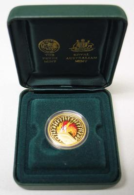Commemorative coin, Sydney 2000 Olympic Games