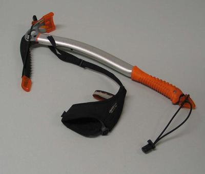 Ice axe, used by Mick Parker