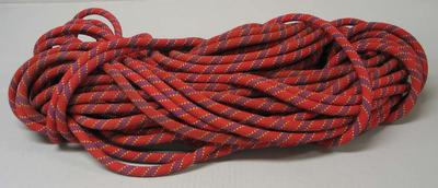 Climbing rope, used by Mick Parker