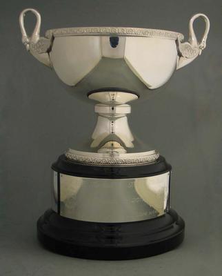 HKCC Netball team vs MCC Netball team trophy