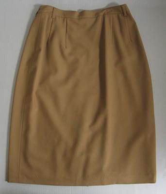 Skirt, Australian team uniform, 1998 Kuala Lumpur Commonwealth Games