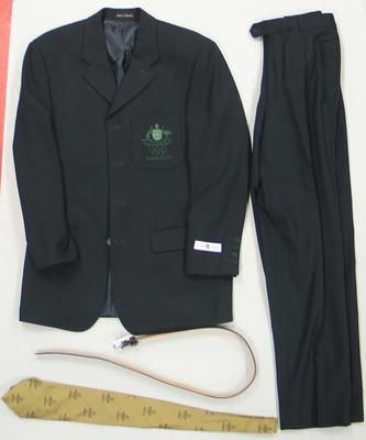 Formal Australian team uniform,  2000 Sydney Olympics