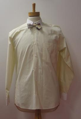 Shirt and bow tie, Australian team uniform, 1992 Barcelona Olympics