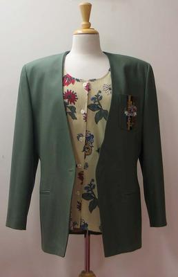 Blazer and blouse, official Australian team uniform, 1992 Barcelona Olympics