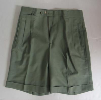 Shorts, official Australian team uniform, 1992 Barcelona Olympics
