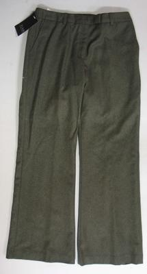 Pair of pants associated with Jeannette Korten, Australian team uniform, 2002 Salt Lake City Winter Olympics