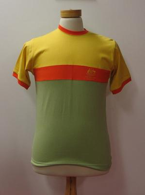 T-shirt, Australian team uniform, 2001 East Asian Games, Osaka