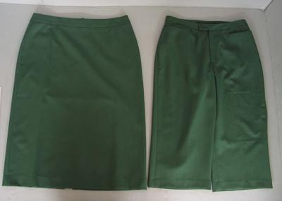 Skirt and shorts, Australian team uniform, 2001 East Asian Games, Osaka