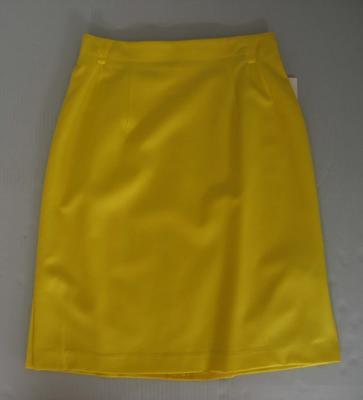 Skirt, Australian Olympic team uniform; Clothing or accessories; N2008.35.74