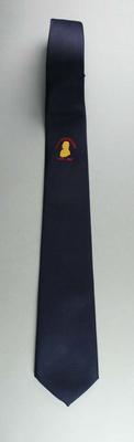 Tie, Marylebone Cricket Club Bicentenary 1787-1987; Clothing or accessories; 1987.1764.1