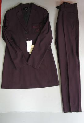 Australian women's hockey team formal uniform, 2000