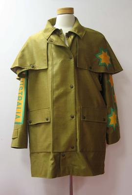 Coat, Australian team uniform