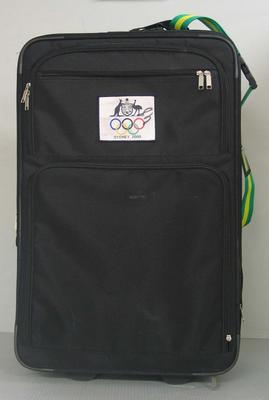Luggage case used by Leo Pennacchia, Sydney 2000 Olympic Games
