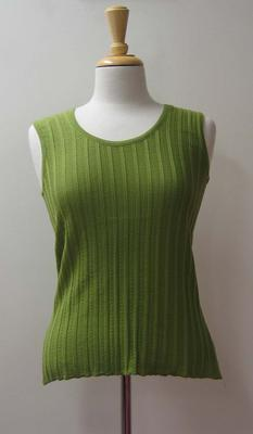 Sleeveless top, Australian Olympic team uniform, 2004 Athens Olympic Games