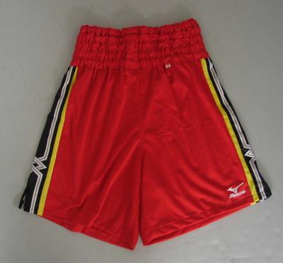 Boxing trunks, Australian team uniform, 2001 East Asian Games, Osaka