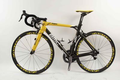 Bicycle ridden by Cadel Evans, 2011 Tour De France