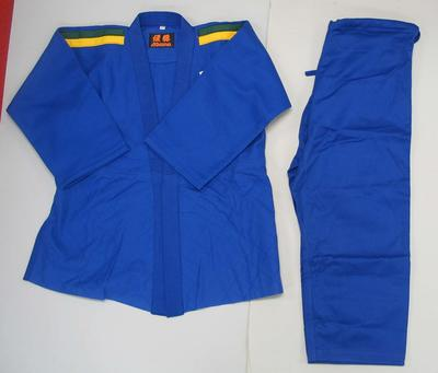 Blue judo gi, Australian team uniform, 2001 East Asian Games, Osaka
