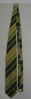 Tie, Australian team uniform, 2004 Athens Olympics