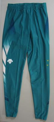 Pair of tights, Australian team uniform, 2001 East Asian Games, Osaka