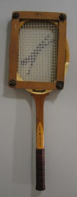Slazenger tennis racquet used by Judy Dalton
