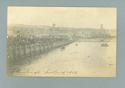 Postcard, image of Helensburgh, Scotland - 1908