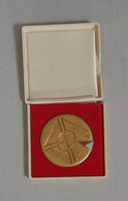 Commemorative Centenary Test medallion, 1977
