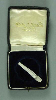 Medal presentation box, c1940