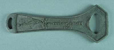 Bottle Opener -  1956 Melbourne Olympic Games souvenir