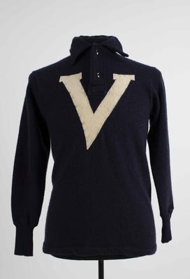 Victorian State of Origin guernsey worn by Denis Cordner