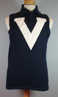 Victorian guernsey worn by Ted Whitten Snr