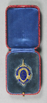 VFL Brownlow Medal awarded to Donald Cordner, 1948