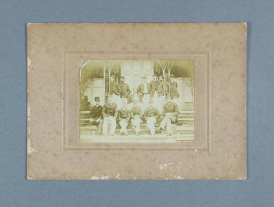 Photograph of Australian cricket team, Cambridge - 1882