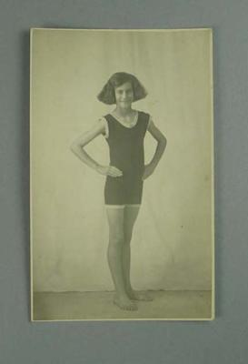 Postcard, image of Dorrie Thompson