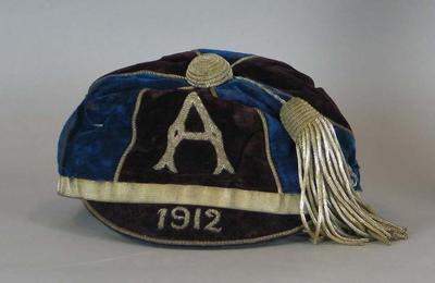 Australian Representative Honour Cap worn by Jimmy Flynn