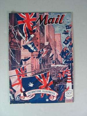 CELEBRATIONS ILLUSTRATED, Australia's 150th Anniversary, 1938