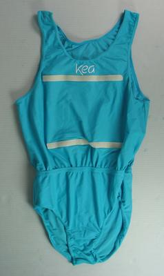Netball leotard worn by Liz Ellis, c. 1990-1995; Clothing or accessories; N2013.92.13