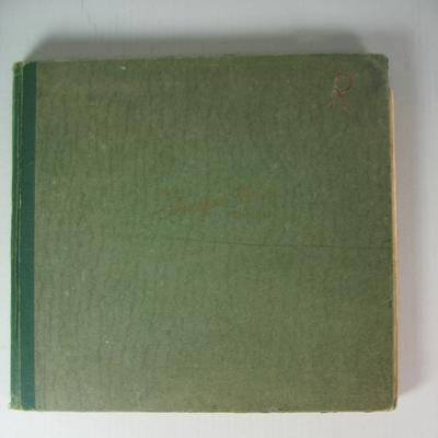 Federal Football League Receipts Book for 1966-1976 and 1977 Income and Expenditure