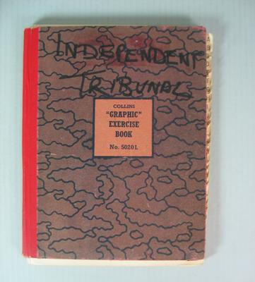 Federal Football League Independent Tribunal Book, 1969