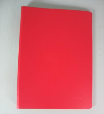 Federal Football League Tribunal Record Folder, 1980-1981