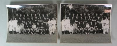 Federal Football League, Formal Team Photograph