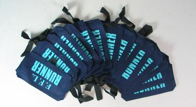 Fifteen arm bands, Federal Football League Runner