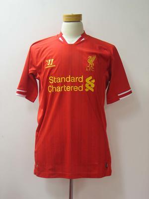 Liverpool jersey worn by Martin Škrtel,  Liverpool v Melbourne Victory, 2013