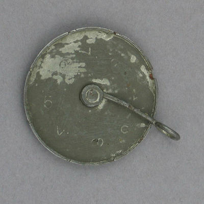 Over counter, used by VCA umpire Edward Fleming c1930s